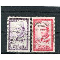 Марокко. Король Мохаммед V