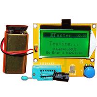 Тестер электронных компонентов LCR T-4