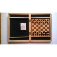 Шахматы  подарочные   дорожные