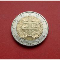 Словакия 2 евро 2011
