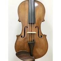 Старинная мастеровая скрипка без этикетки