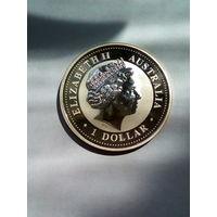 5 долларов 2007г