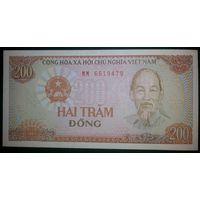 Вьетнам 200 Донг 1988 UNC ММ 6619479