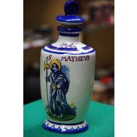 Бутылка ( керамика )