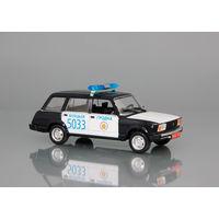 Коллекция Полицейские машины мира ВАЗ-2104 (Милиция Беларуси) 40 номер