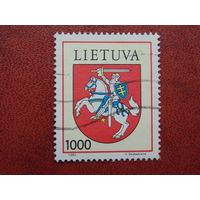 Литва 1992г. Герб.