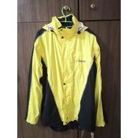 Велосипедная мембранная куртка, брюки, велобахилы. Р-р 50-52. Рост: 185 см.