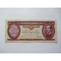 100 форинтов, 1989 г.