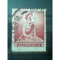 Австралия. Елизавета2. 1959г. гашеная