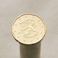 Финляндия 20 евроцентов 2002