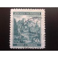 Рейх протекторат 1940 новый город