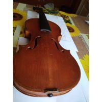 Скрипка без начинки