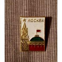 Значок Москва