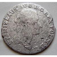 4 гроша (злотовка) 1788 САП