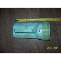 Фонарик Витебск ,плоские батарейки