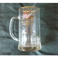 Пивная кружка Miller (0,5 литра)