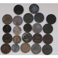 Монеты Германии Старт с 1 рубля!! Смотри другие лоты!