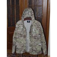 Парка куртка ветровка с капюшоном камуфляж multicam FSBN