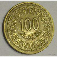 Тунис 100 миллим 1997