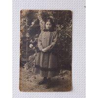 Минская гимназистка 1918 г