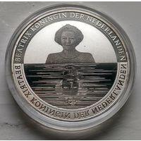 Нидерланды 5 евро, 2010 Ватерланд  3-3-7