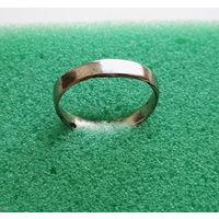 Кольцо деревенское ручной работы, из монеты, 20мм. ХХв., лот ок-1