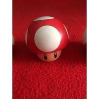 Игрушки Грибочки Супер Марио Super Mario McDonalds