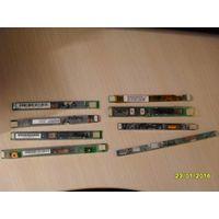 Инверторы матриц ноутбуков в ассортимерте