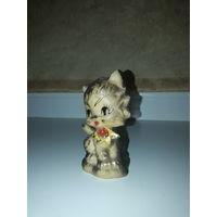 Статуэтка котик