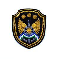 Шеврон специального подразделения Антитеррора Сил специальных операций Республики Узбекистан (распродажа коллекции)