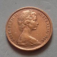 1 + 2 цента, Австралия 1966 г.