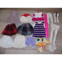 Одежда от кукол СССР