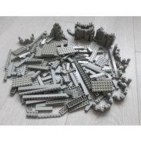 """Аналог конструктора """"Лего"""". Lego, Brick, Cobi и др... из """"замков""""...  Более 230 элементов."""