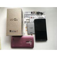 Смартфон LG G3 б/у