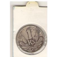 1 крона 1941 г. Словацкая Республика.