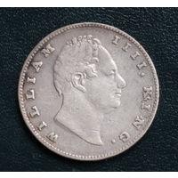 Британская Индия рупия 1835