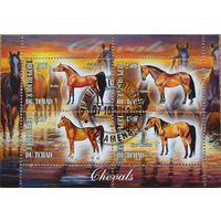 Лошади, блок, Чад