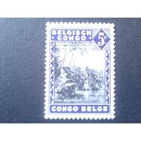 Конго 1938 национальный парк