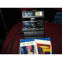 Polaroid 636 Closeup Сделан в Великобритании!!! отличное состояние
