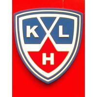 "Магнит логотип ""КХЛ""."