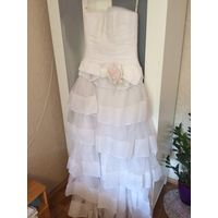 Платье свадебное Papilio (Папилио) б/у. Размер 40-42