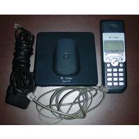 Радио-телефон    T-COM нет аккамуляторов, простые пальчики !