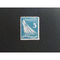 Нидерланды. Олимпиада 1928г. в Амстердаме. Мi-208. цена 25евро.