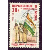 Нигер. 5 лет национальных вооруженных сил