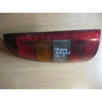 101604 Opel astra G фонарь правый универсал