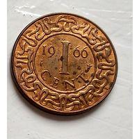 Суринам 1 цент, 1966 2-12-40
