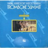 Winding, Mangelsdorf, Watrous, Whigham, Trombone Summit, LP 1981