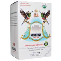 Чай ройбуш (без кофеина), 40 пакетов