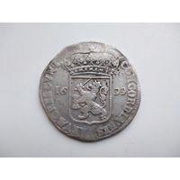Голландия Зильбердукат 1699