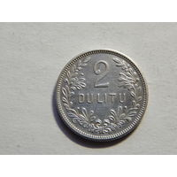 Литва 2 лита 1925г